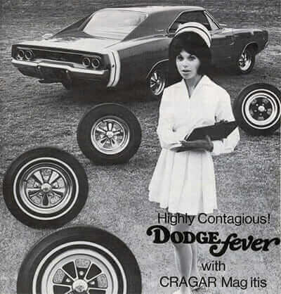 "Cragar ""Mag"" Wheels Introduced"