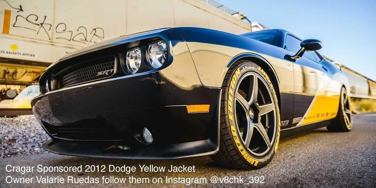 2012 Dodge Yellow Jacket