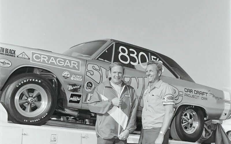 Dodge Swinger Car Craft Magazine