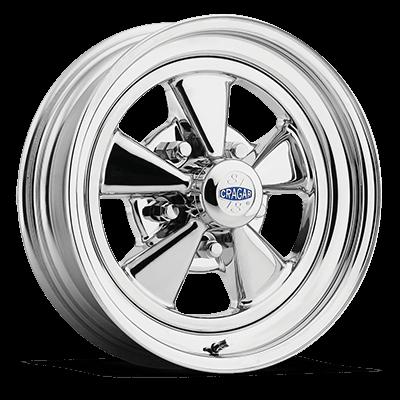 The classic Cragar S/S Wheel