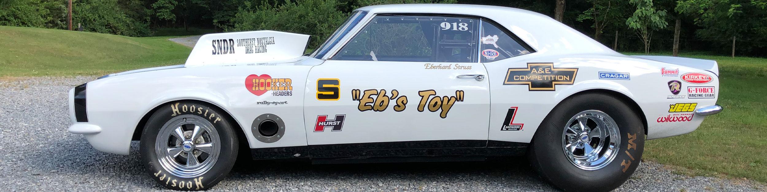 Chevy Camara Series 08/61 S/S